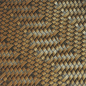 One of the mesh metal panels apart of Metal Panels NYCs metal panel products