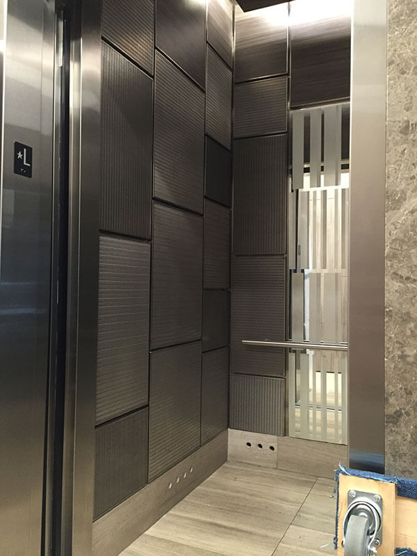 Custom Elevator Panels NYC 2