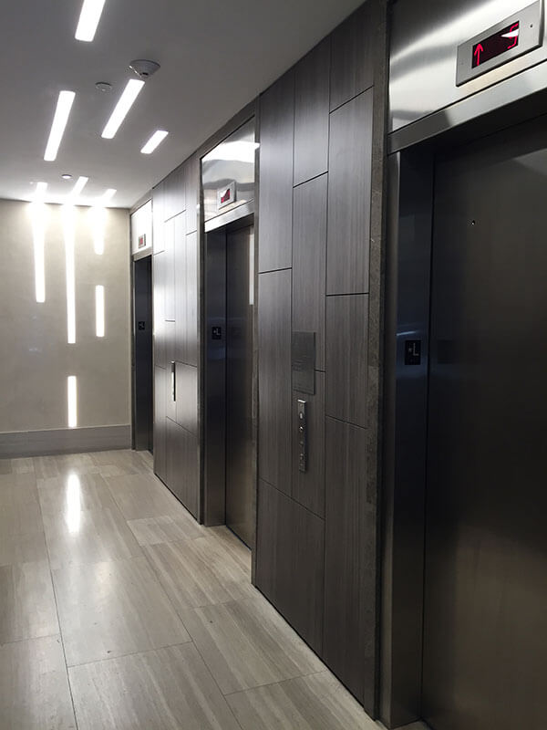 Custom Elevator Panels NYC 3