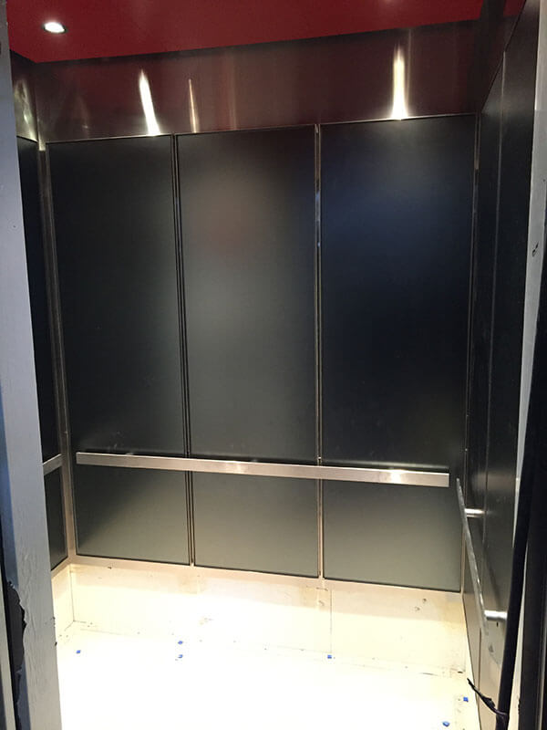 Custom Elevator Panels NYC 4