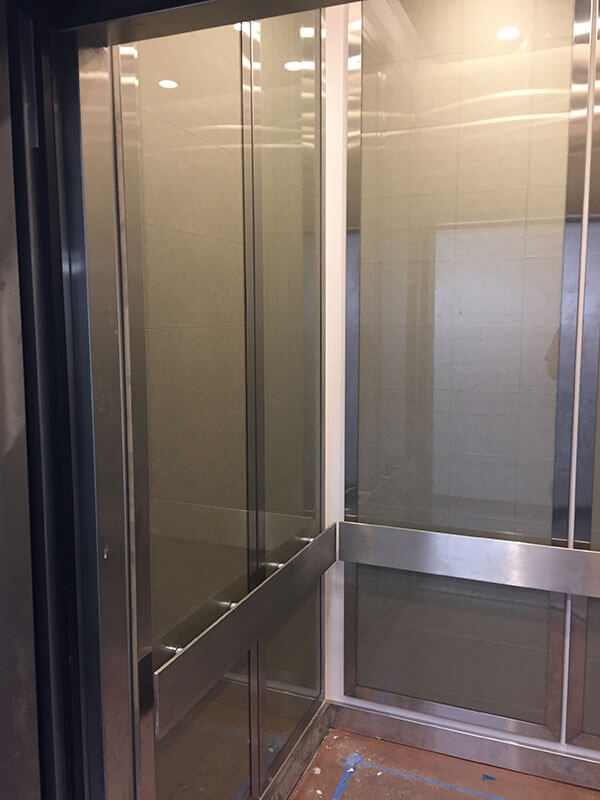 Custom Elevator Panels NYC 5