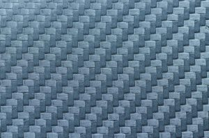 Woven metal panels in grey